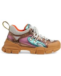 Gucci - Flashtrek Sneaker - Lyst