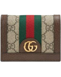 Gucci - Ophidia Gg Card Case - Lyst