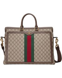 Gucci - Mallette Ophidia GG - Lyst