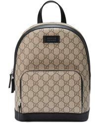 25b45fa250c07f Gucci 500 By Gg Imprimé Backpack in Black for Men - Lyst