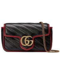 12fec6033 Gucci Bags - Women's Gucci Handbags - Lyst