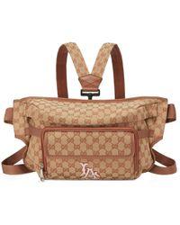 Gucci - Belt Bag With La Angelstm Patch - Lyst