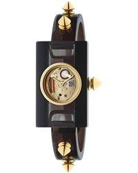 Gucci - Vintage Web Watch 24x40mm - Lyst