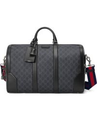 Gucci - Soft GG Supreme Carry-on Duffle - Lyst