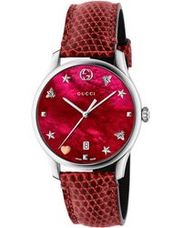 Gucci - G-Timeless Uhr, 36mm - Lyst