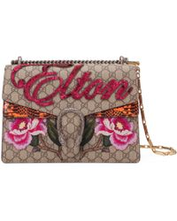 Gucci - Dionysus Medium Gg Shoulder Bag - Lyst
