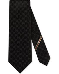 Gucci - Cravatta a motivo Doppia G - Lyst