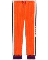 Gucci - Technical Jersey Pant - Lyst