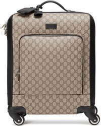 Gucci - Handgepäckkoffer aus GG Supreme - Lyst
