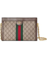 Gucci - Ophidia GG Small Shoulder Bag - Lyst