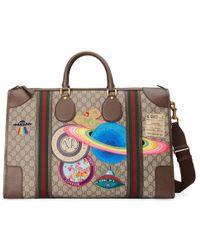 Supreme Snakeskin Tote Bag