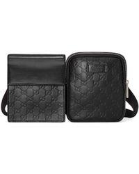 Gucci - Signature Belt Bag - Lyst