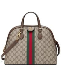 Gucci - Sac à main Ophidia GG taille moyenne - Lyst