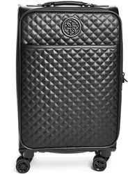 "Guess - G-lux 20"" Spinner Suitcase - Lyst"