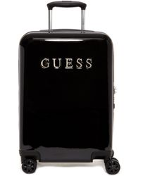 """Guess - Mimsy 20"""" Spinner Suitcase - Lyst"""