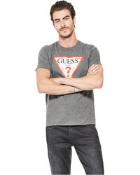 Guess | Classic Logo Tee | Lyst