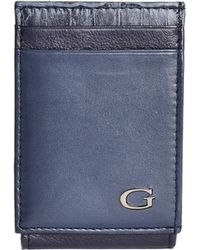 Guess - Century Magnetic Card Case - Lyst