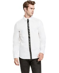 Guess - Miller Slim Shirt - Lyst