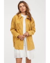 H&M - Jacket - Lyst