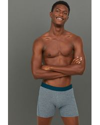 H&M - 3-pack Boxer Shorts - Lyst