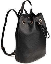 H&M - Bucket Bag/backpack - Lyst