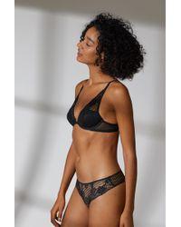 H&M - Lace Brazilian Briefs - Lyst