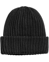 H&M - Ribbed Hat - Lyst