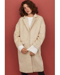 H&M - Knee-length Coat - Lyst