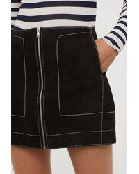 H&M - Skirt - Lyst