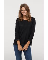 Phase Eight Marianne Maternity Layered Nursing Jumper in Gray - Lyst 8a7afb1a0