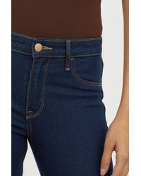 H&M - Skinny Regular Ankle Jeans - Lyst
