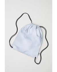 H&M - Reflective Gym Bag - Lyst