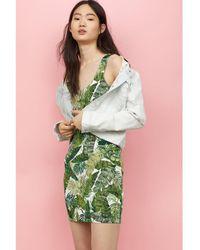 H&M - Sleeveless Jersey Dress - Lyst