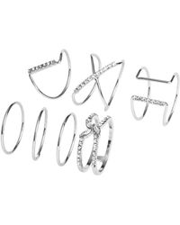 H&M | 7-pack Rings | Lyst