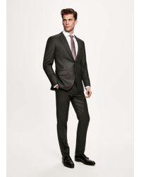 Hackett - Mayfair Slim Fit Birdseye Suit - Lyst