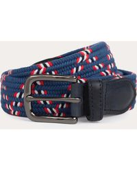 Hackett | Woven Textile Belt | Lyst