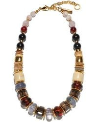 Lizzie Fortunato - Landmark Necklace - Lyst