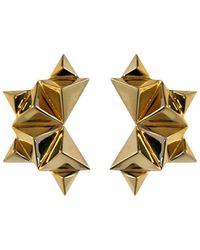Tomtom - Solstice Point Earrings - Lyst