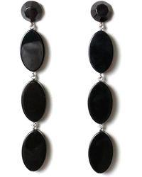 Rachel Comey - Bond Earring In Black - Lyst