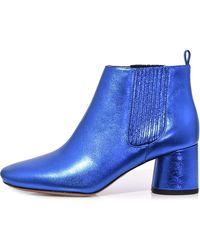 Marc Jacobs - Rocket Chelsea Boot In Blue - Lyst