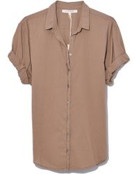 Xirena - Channing Shirt In Twine - Lyst