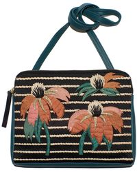 Lizzie Fortunato - Safari Clutch In Meadow - Lyst