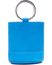 Simon Miller - Bonsai 15cm Bag In Blue Paradise - Lyst