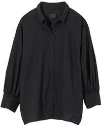 Nili Lotan - Trenton Shirt In Black - Lyst