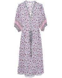 Xirena - Seaton Dress In Electric Poppy - Lyst