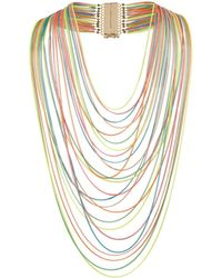 Rosantica - Multi-layer Necklace - Lyst