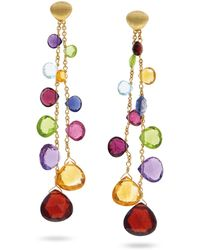 Marco Bicego - Paradise Gemstone Earrings - Lyst