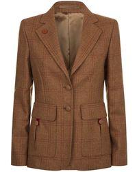 James Purdey & Sons - Tweed Blazer - Lyst