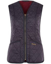 Barbour - Betty Interactive Gilet - Lyst