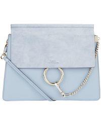 Chloé - Medium Faye Shoulder Bag - Lyst